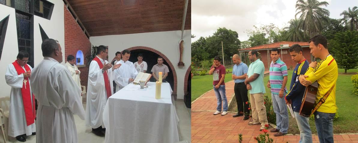 Seminaristas-Liturgia